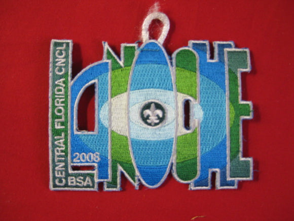 La-No-Che , 2008 , Outlined Lettering Patch