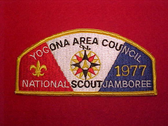 1977 YOCONA AREA COUNCIL, RARE