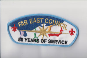 Far East C t24 50 years of service