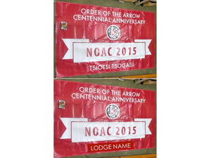 2015 NOAC Lodge 402 Onteroraus banner (click for more details)