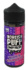 Grape & Strawberry Candy Drops E Liquid By Moreish Puff