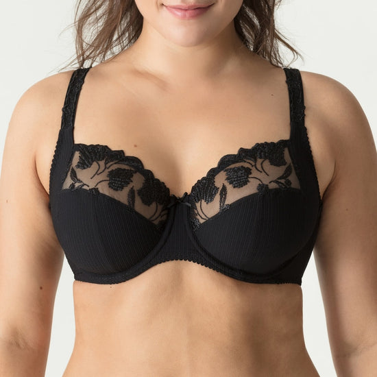 Prima Donna Forever Full Cup Wire Bra - Black