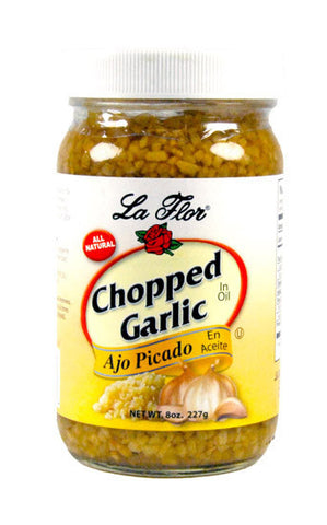 Chopped Garlic in Oil - Specialty