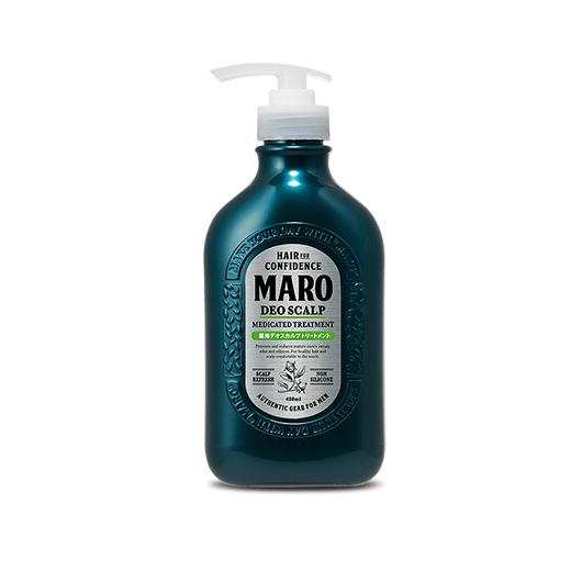 [ J-Beaute Sale ] Maro Deo Scalp Medicated Treatment 480ML