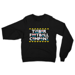 Martin Football Company Soft Fleece Crewneck