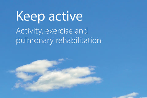 Keep active - exercise and PR