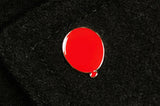 BLF balloon pin badge