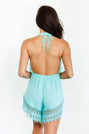 Wild Child Romper - Bora Bora - Beach Babe Swimwear