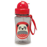 Zoo Flip-Straw Sports Bottle