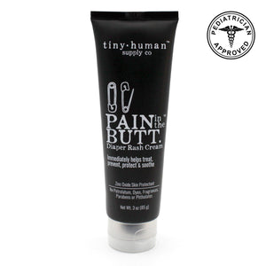 Tiny Human Supply Co. - Pain In The Butt™ Diaper Rash Cream 3oz