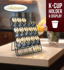 K-Cup Countertop Storage/Display Rack.