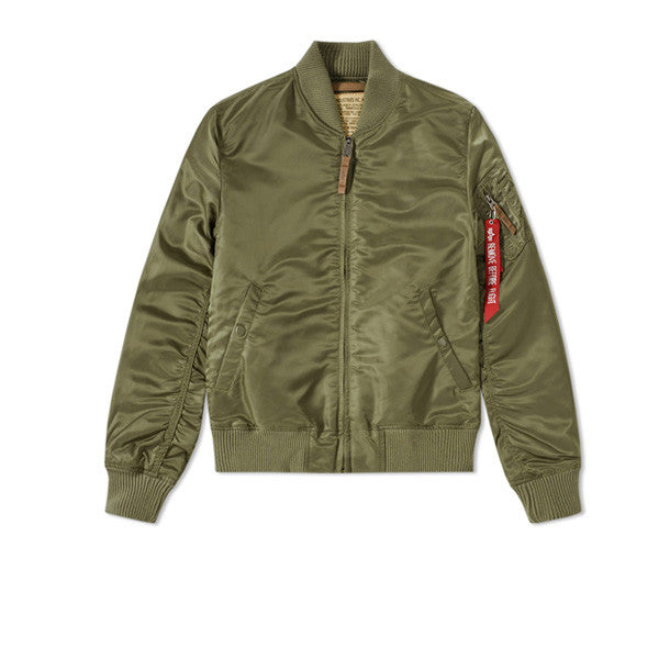 Alpha Industries MA1 VF 59 Sage Green - Kong Online - 1