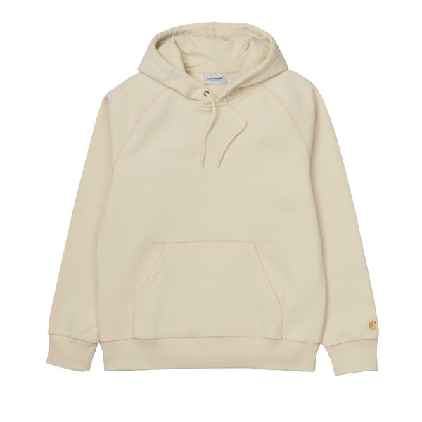 Carhartt Hooded Chase Sweat Flour Gold