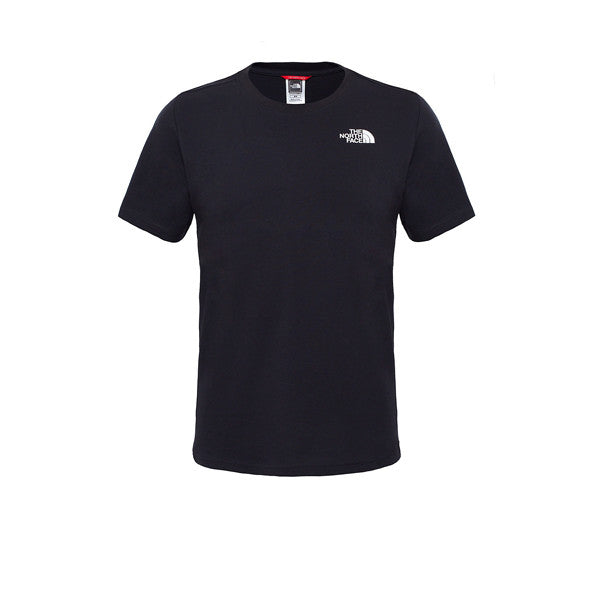 The North Face S/S Red Box Tee TNF Black - Kong Online - 1