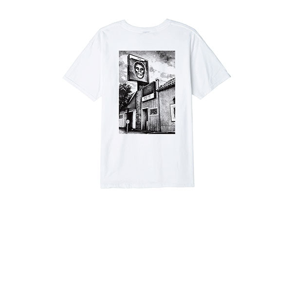 Obey x Misfits 138 Sunset White