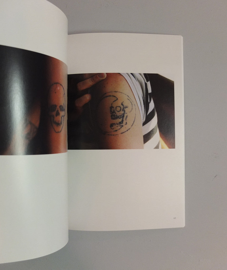 Home Made Tattoos Rule by Thomas K. Jeppe