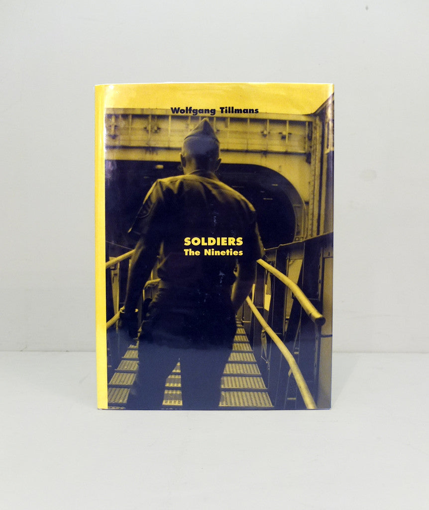 Soldiers – The Nineties by Wolfgang Tillmans
