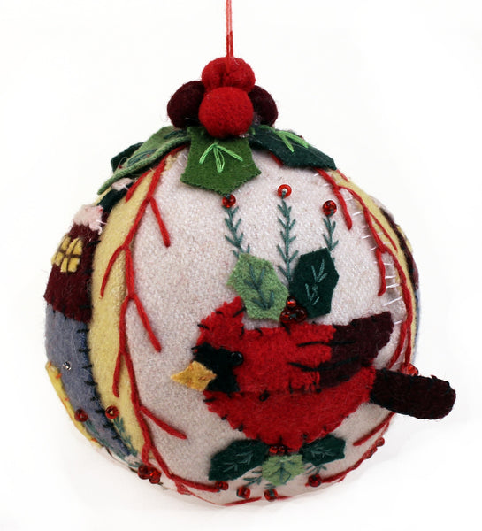 Solid Felt Ornament