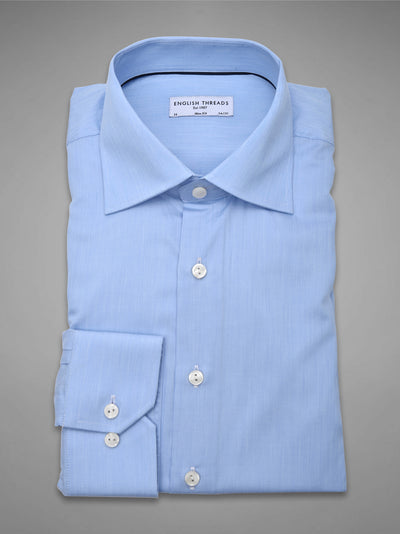 Blue Chambray Shirt