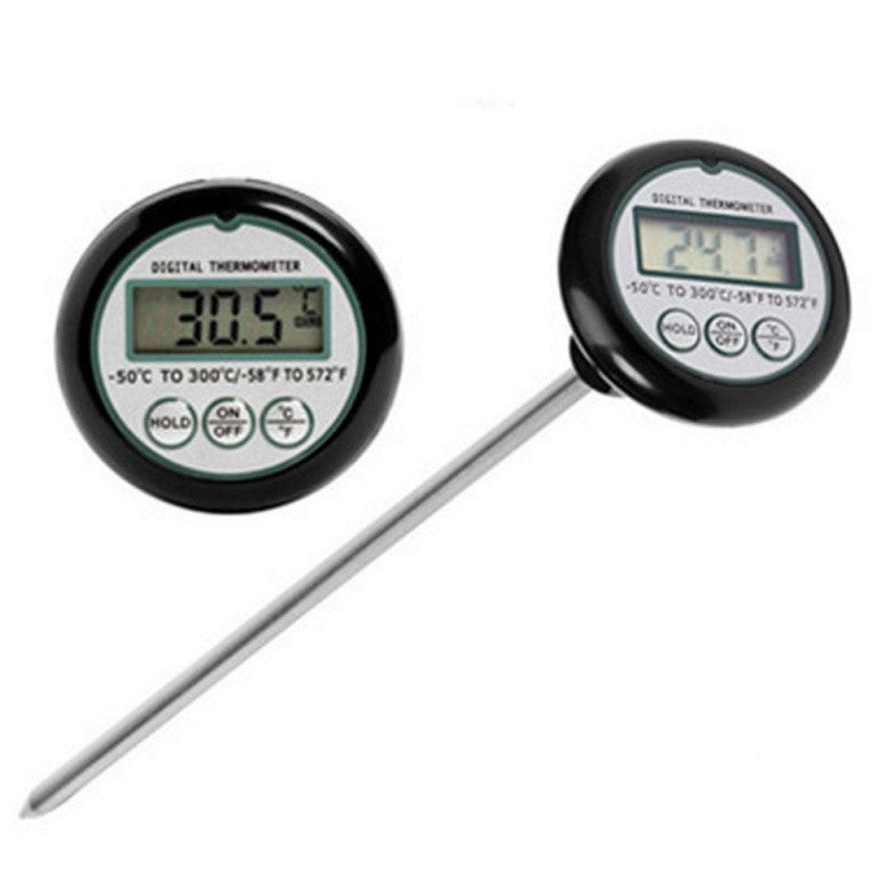 Barbecue Grill Food Electronic Thermometer - Kitchen Ideas Store