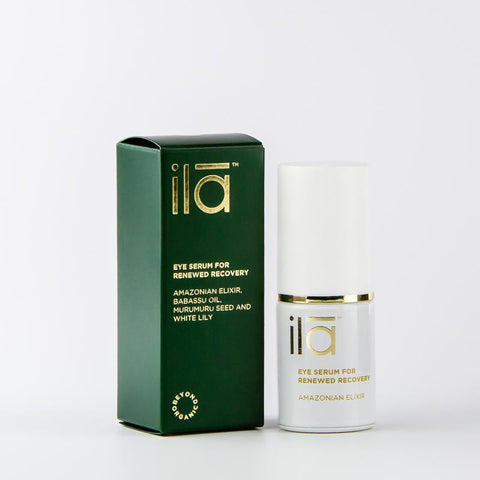 Ila Serum For Renewed Recovery