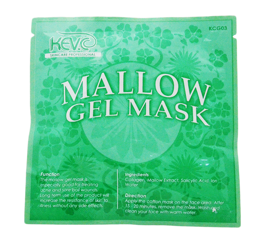Mallow Extract Gel Mask