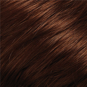 Allure Wig by Jon Renau COPPER RED AND AMBER RED BLEND (130_31)
