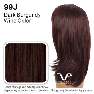 Vivica Fox Wigs | Dark Burgundy Wine 99J
