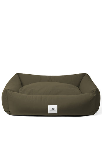 Amherst 2 in 1 Dog bed - Olive Green