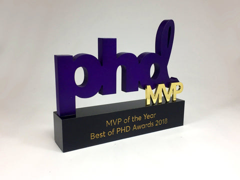 Purple PHD Award