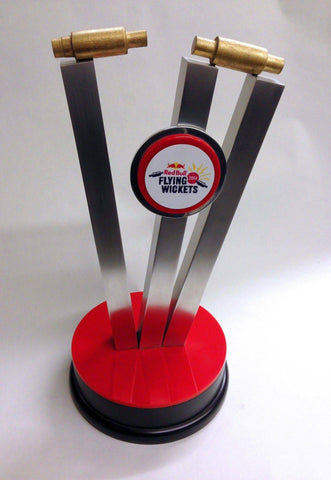 Flying Wickets Aluminium and Perspex Award