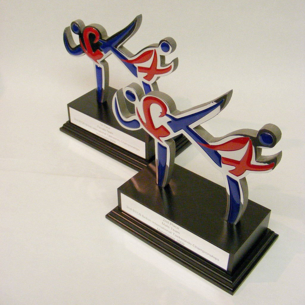 Taekwondo Award Bespoke Mixed Media Awards Creative Awards