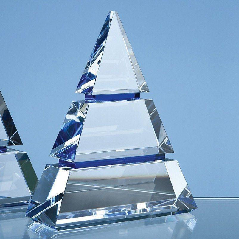 Crystal Luxor Award Glass Awards Creative Awards