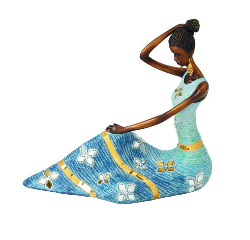 African Lady Sculptures 44288 | UMA Enterprises