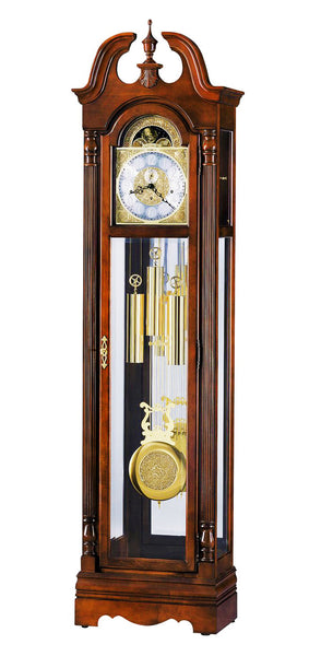 Benjamin Cherry Grandfather Clock