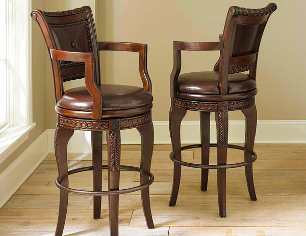 Antoinette Swivel Bar Chairs