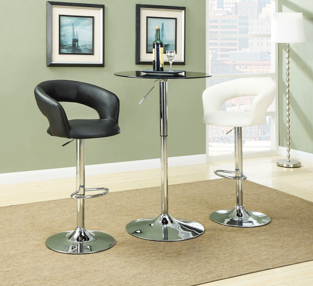 Coaster 120346 Adjustable Height Barstool | Coaster Furniture