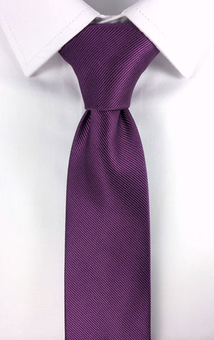 Palatinate Purple Skinnytie
