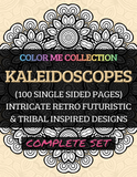 Color Me - Book - Kaleidoscopes - Complete Set