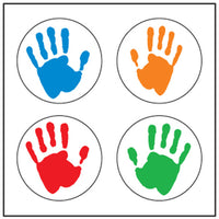 Incentive Stickers - Hands - Creative Shapes Etc.