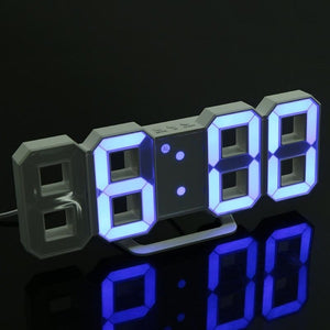 LED Table Clock