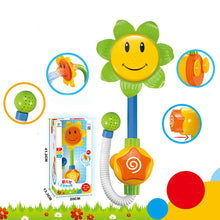 Load image into Gallery viewer, Bath Toys Bath Sunflower