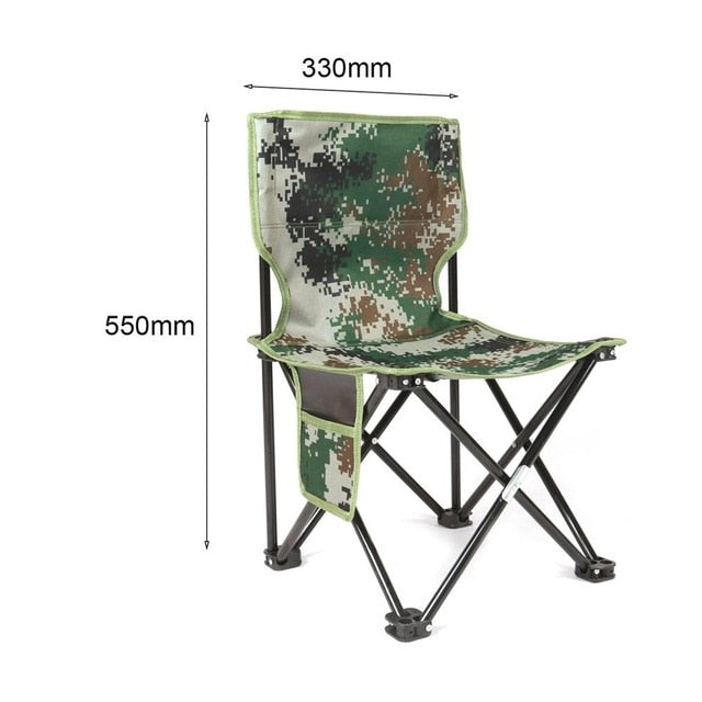 Chair Camouflage Outdoor