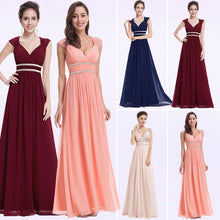 Load image into Gallery viewer, Plus Size Elegant Formal Dress