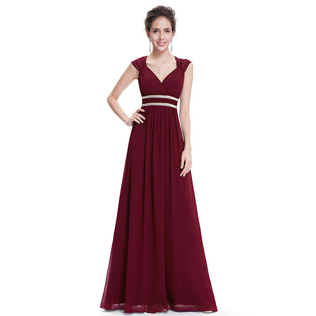 Plus Size Elegant Formal Dress