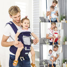 Load image into Gallery viewer, Baby Carrier Wraps Backpacks