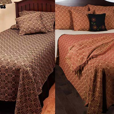 Marshfield Jacquard Bedding