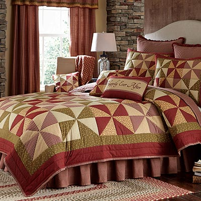 Mill Village Bedding