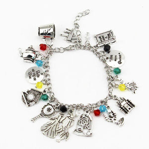 Beauty Emma Watson Jewelry - Beast Belle Bracelet Merchandise for Women