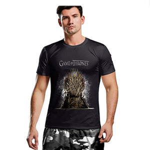 Game of Thrones for The Iron Throne Adult T-Shirt